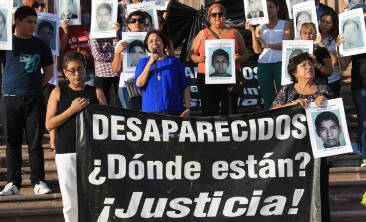 Chihuahua, entre los estados con más desaparecidos