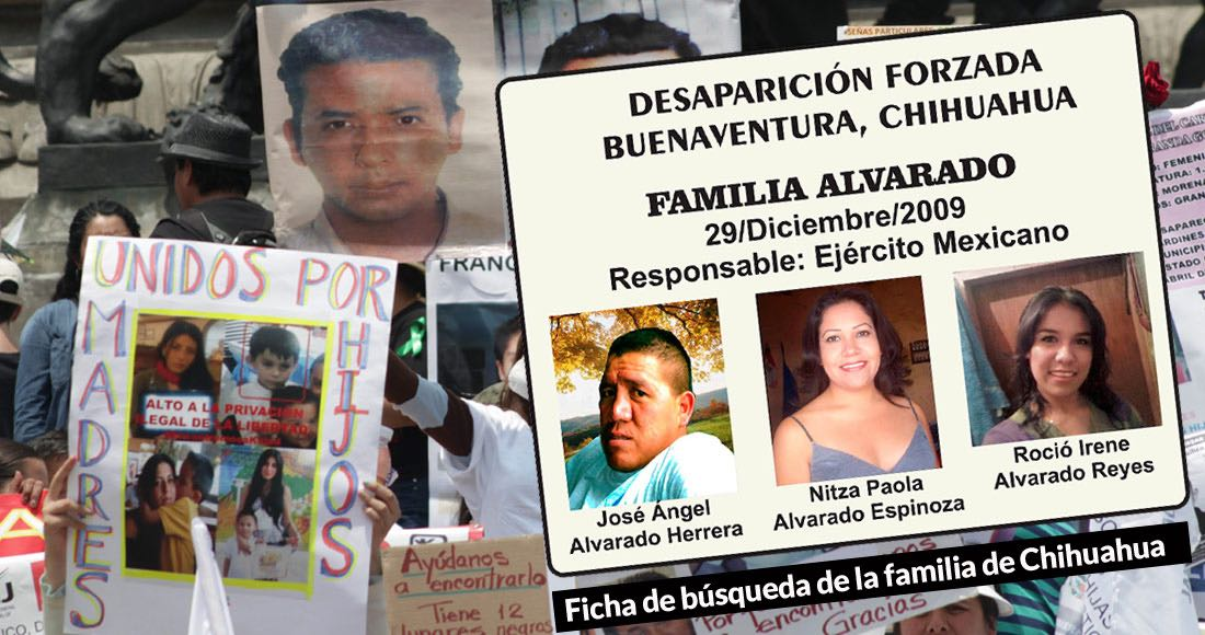 CorteIDH: México, culpable de desaparición forzada en Chihuahua