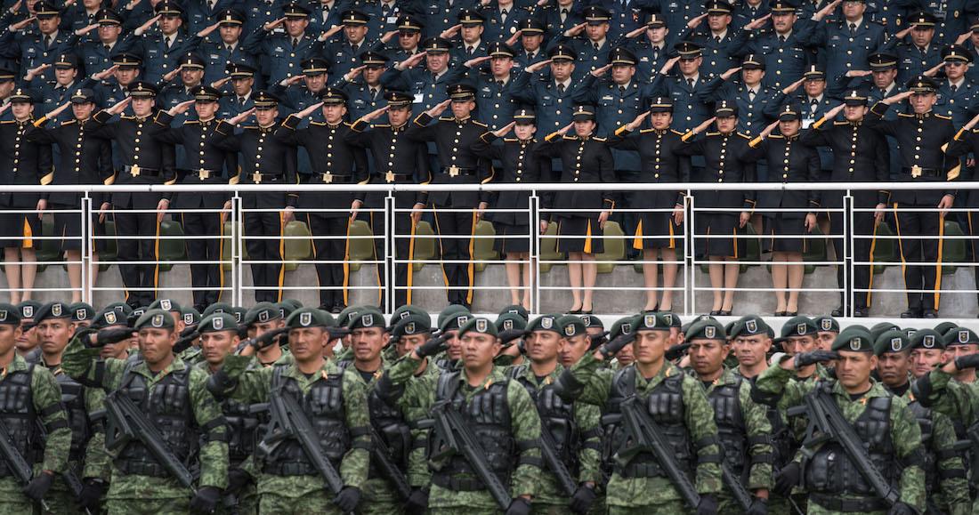 Amnistía Internacional lanza acción urgente mundial por la Guardia Nacional de México