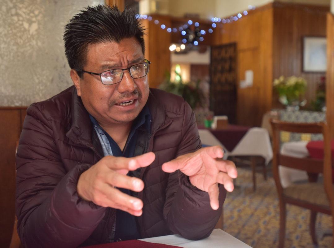 """Con el """"lenguaje de los hechos"""" se subsanarán diferencias AMLO-EZLN: Regino Montes"""