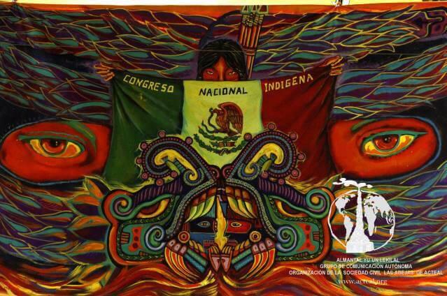 Indígenas acuerdan conformar modelo económico paralelo al capitalista