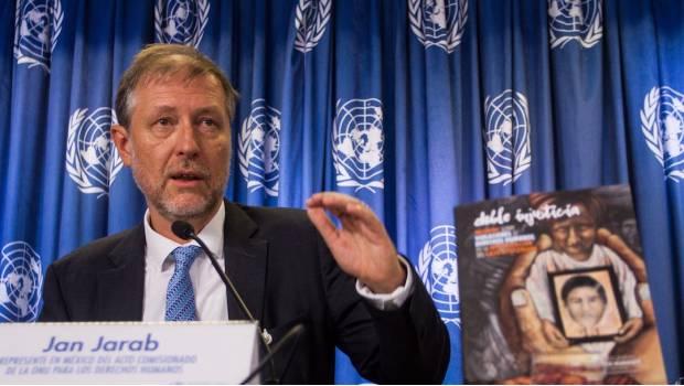 Rechaza ONU-DH constitucionalizar Guardia Nacional