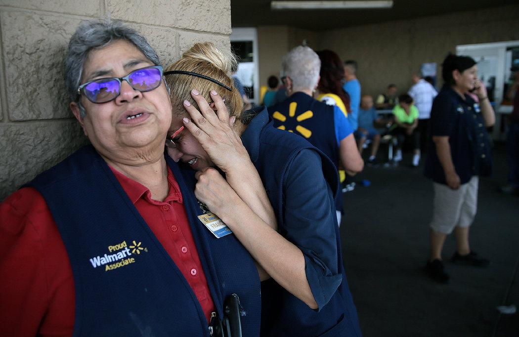 La masacre en centro comercial de El Paso, Texas; suman 20 muertos