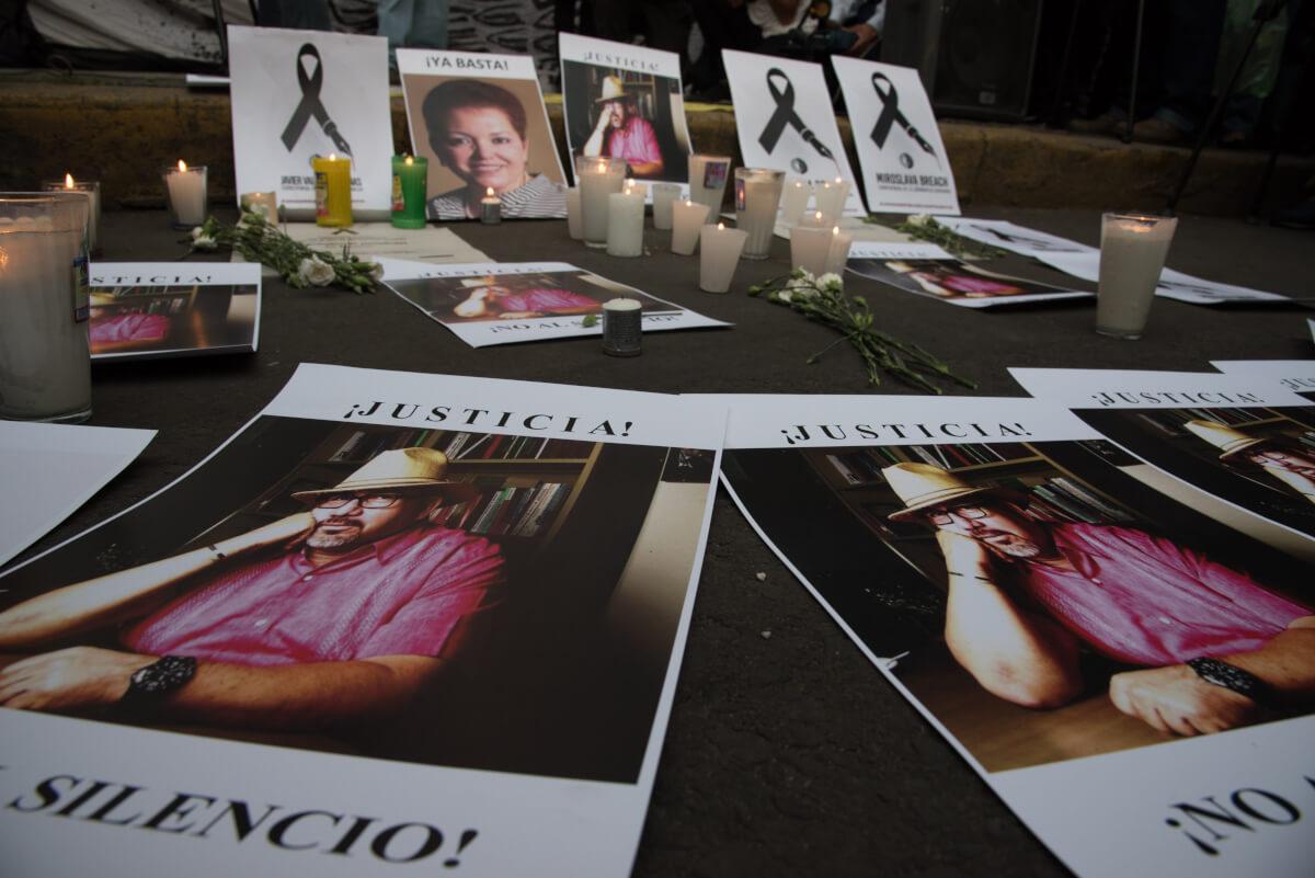 Colectivo de periodistas mexicanos y organizaciones internacionales publican investigación del asesinato de Miroslava Breach
