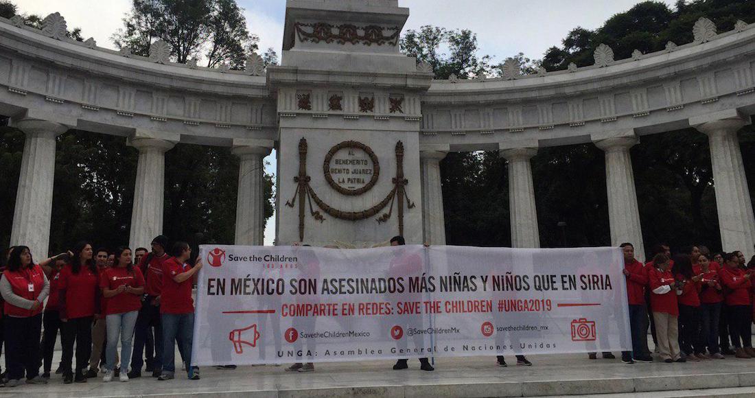 Más de 30 mil adolescentes, niñas y niños trabajan activamente en el crimen en México, calcula ONG