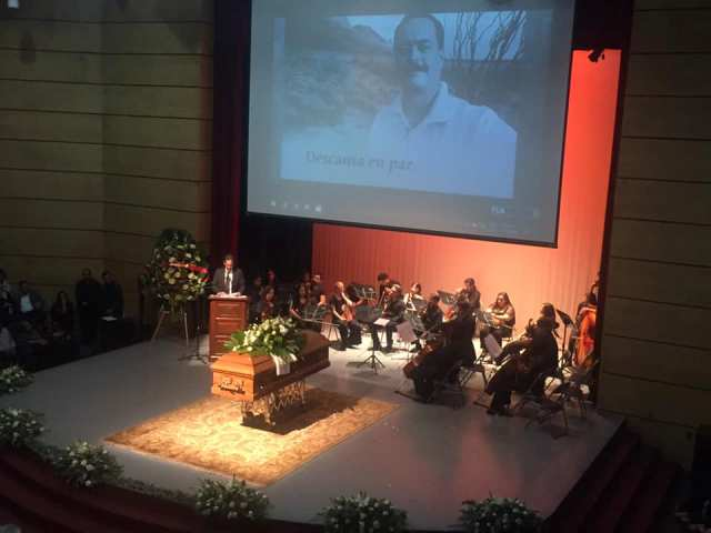 El adiós a Enrique Servín, poeta, activista y defensor de las lenguas indígenas