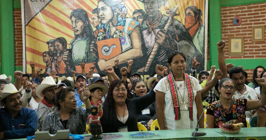 La guerra contra los pueblos indígenas