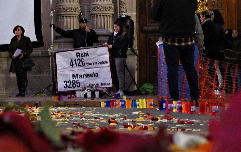 Marisela Escobedo: a 9 años de su muerte aumentan los feminicidos