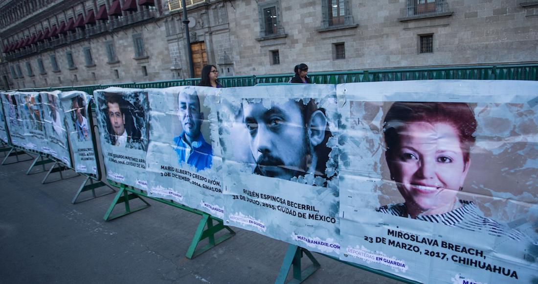 2019: Continuaron asesinatos a defensores y periodistas en México
