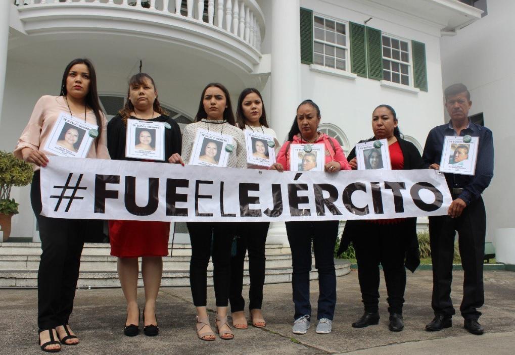 A 10 años de la desaparición de los Alvarado, el Estado mexicano se rehúsa a reparar el daño
