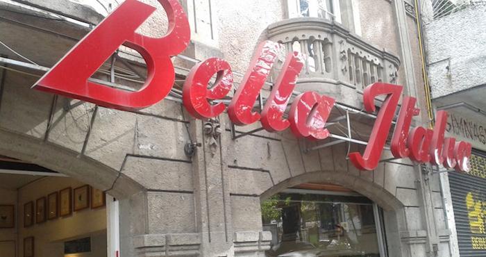 La Bella Italia, arrivederci