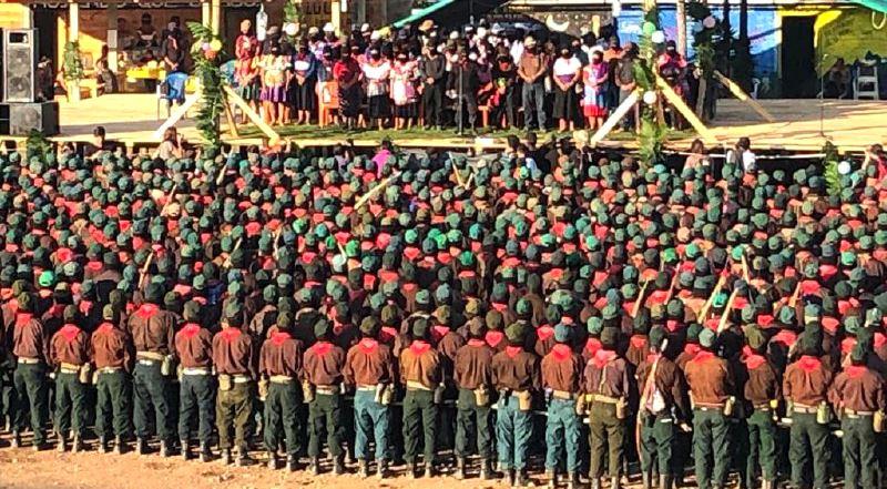 """EZLN defenderá la tierra de proyectos de AMLO """"hasta morir si es preciso"""""""