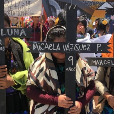 Sobrevivientes a la masacre de Acteal piden audiencia y justicia a López Obrador
