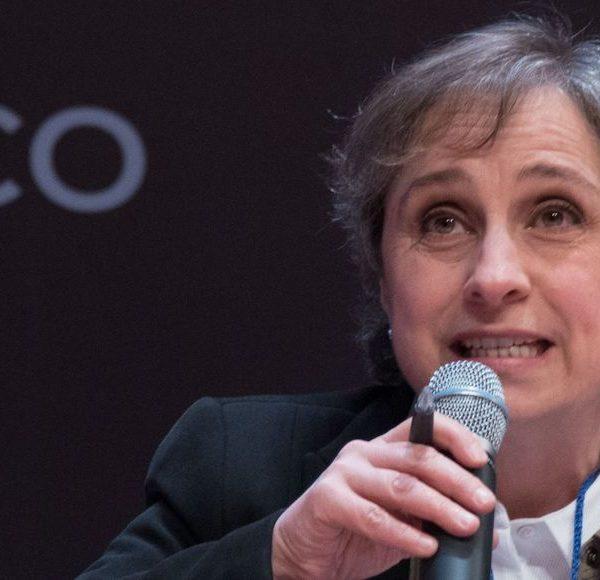 "Aristegui acusa ataque ""virulento"" desde redes por su tarea informativa"
