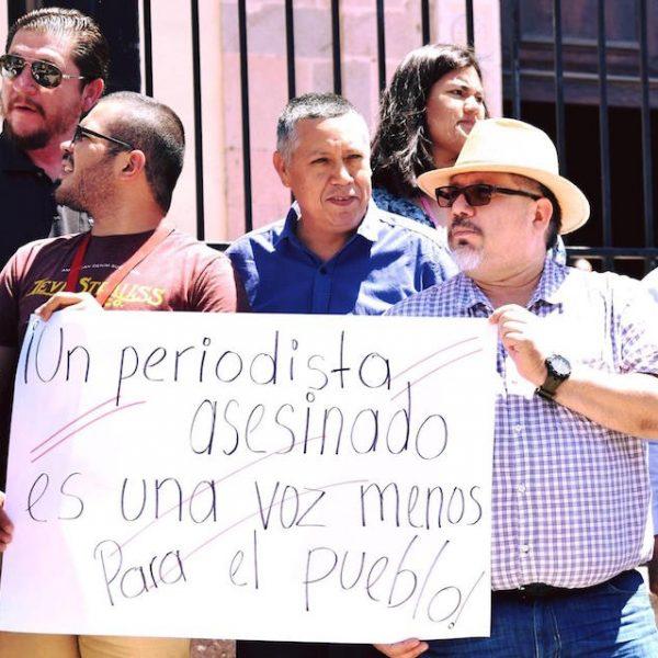 Testimonio: Tres años sin Javier Valdez