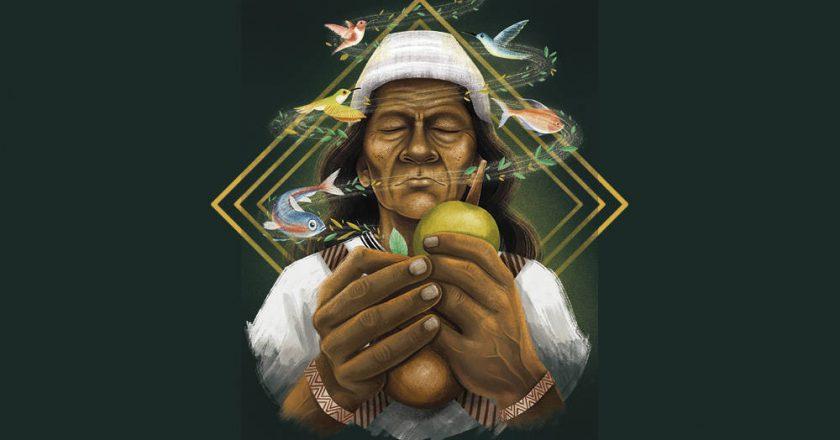 Desde la sierra colombiana un <i> mamo arhuaco</i> envía su reflexión sobre el covid-19