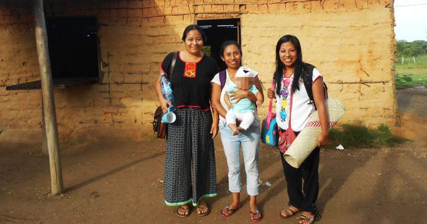 <strong>María Sánchez, indígena zoque, postulada para dirigir el Conapred</strong>