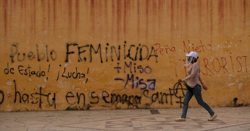<strong><i>Democracia Abierta</i>: La pandemia sí potenció los feminicidios</strong>