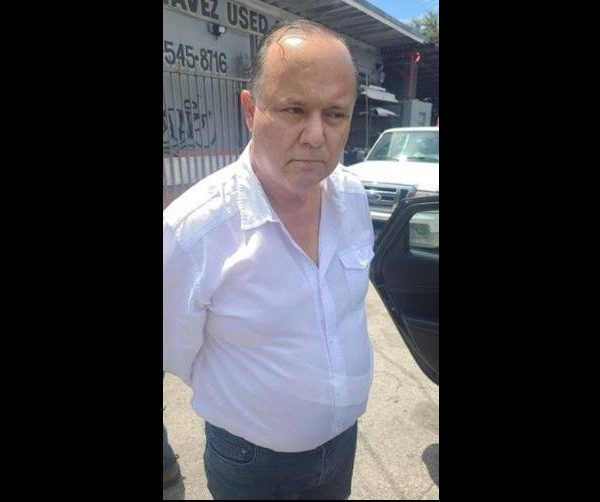 Capturan al ex gobernador César Duarte en Florida