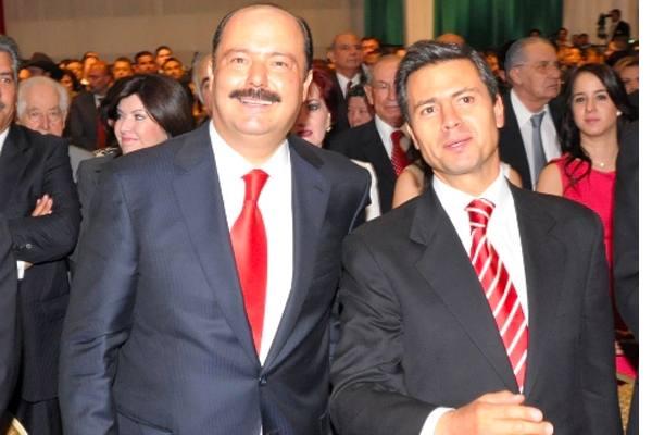 <strong>César Duarte: el camino a Peña</strong>