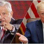 La resbaladiza visita a Trump